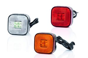 Lampa obrysowa FT-027 LED