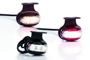 Lampa obrysowa FT-012 K LED