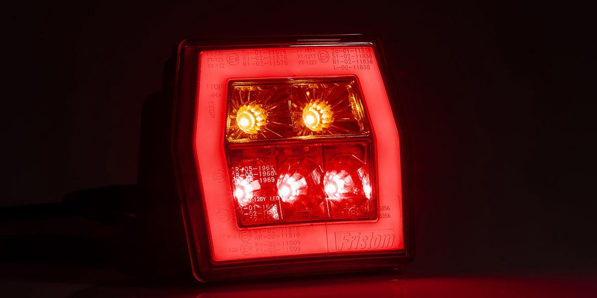 lampy tylne FT-120 LED - nr 9