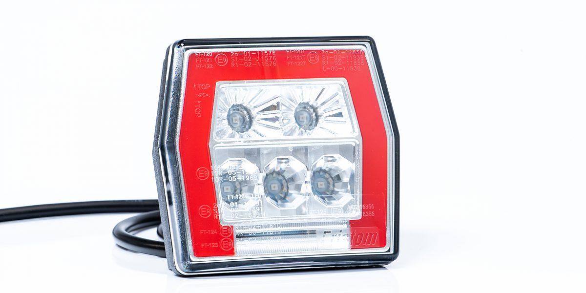 lampy tylne FT-120 T LED - nr 2