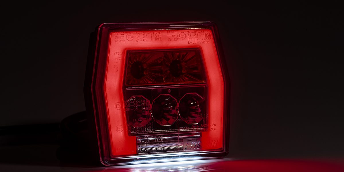 lampy tylne FT-121 T LED - nr 6