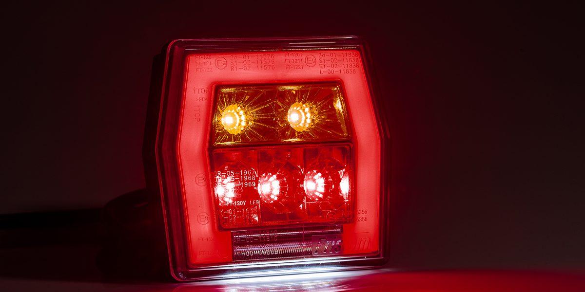 lampy tylne FT-121 T LED - nr 9