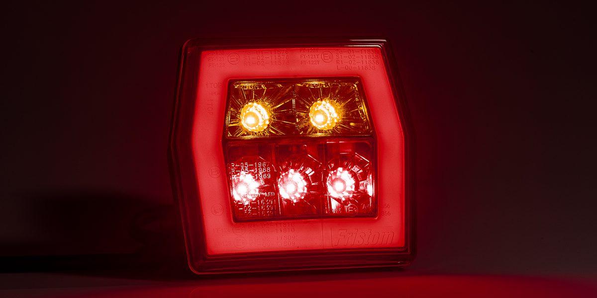 lampy tylne FT-122 LED - nr 7