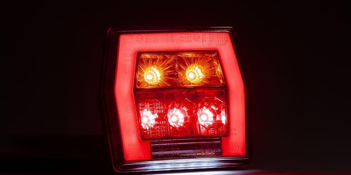 lampy tylne FT-122 T LED - nr 9