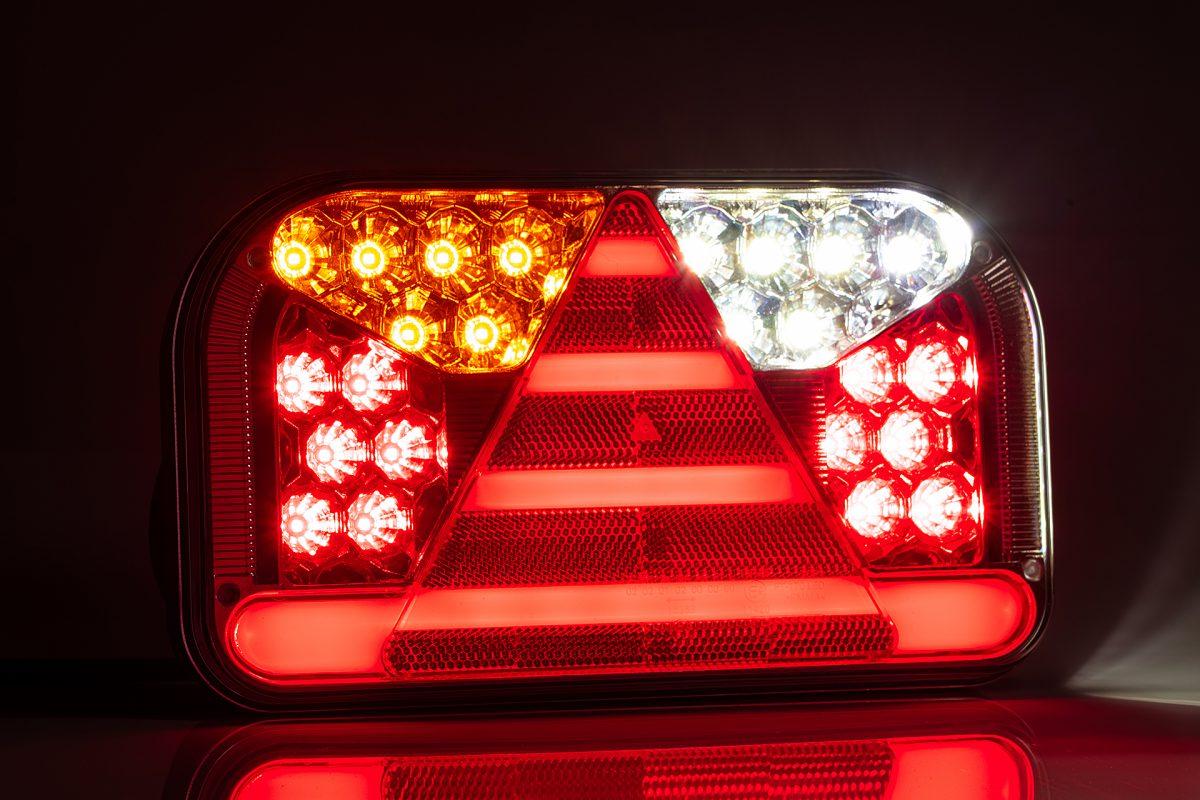 lampy tylne FT-170 L TB LED - nr 10
