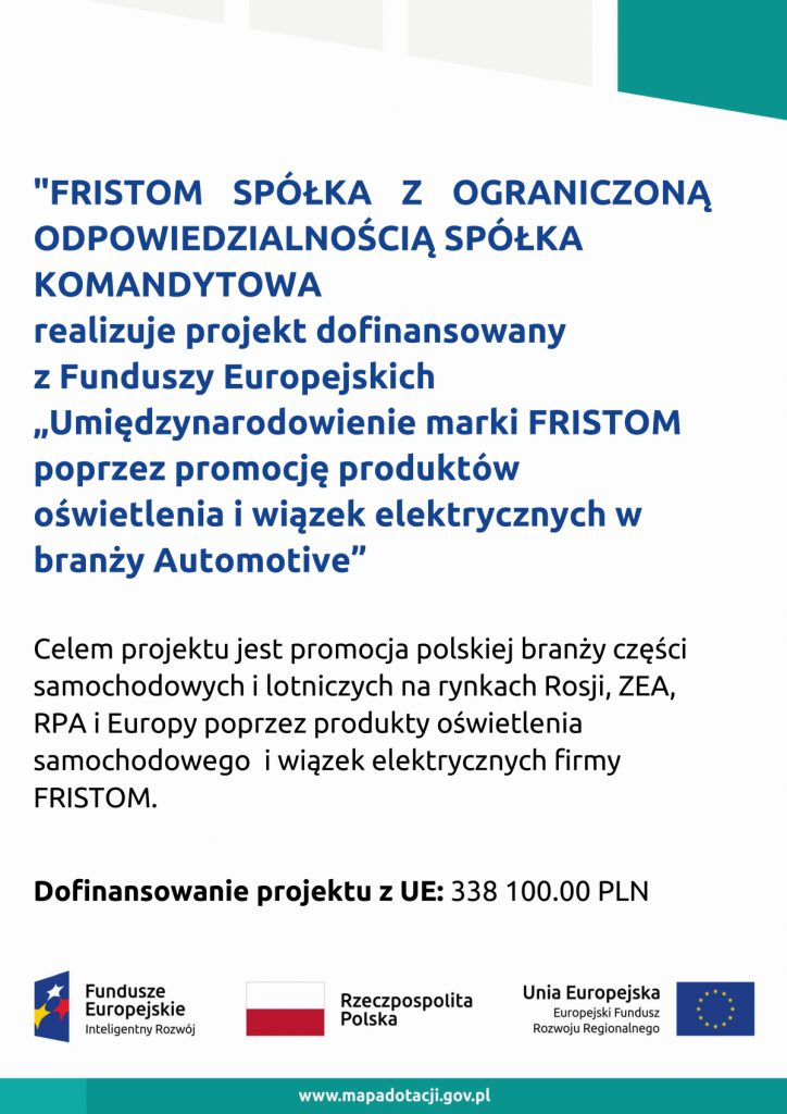 Brochure Fristom PL