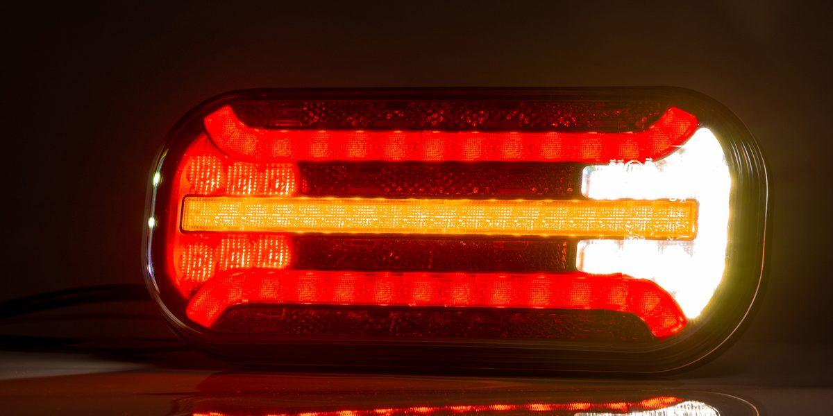 lampa tylna FT-230 LED - 9 - pop
