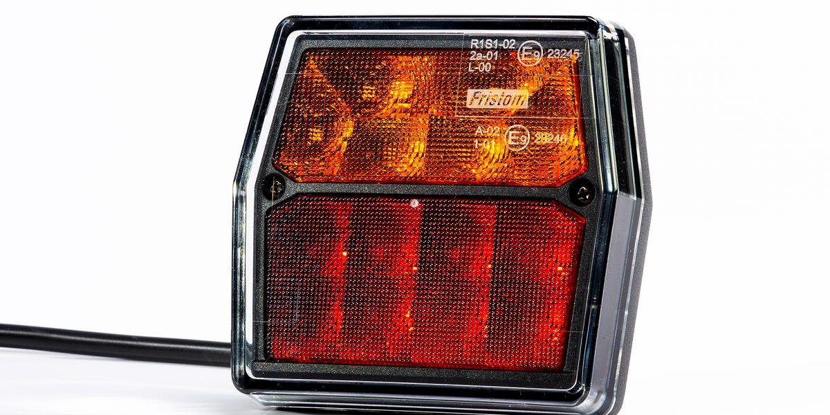 FT-222 LED - nr 10 - lampy tylne