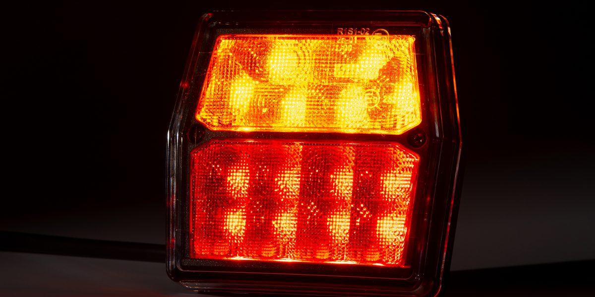 FT-222 LED - nr 8 - lampy tylne