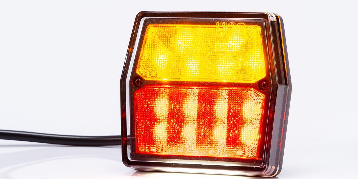FT-222 T LED - nr 8 - lampy tylne