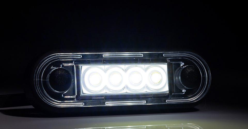 lampy obrysowe - FT-073 B LED - 4