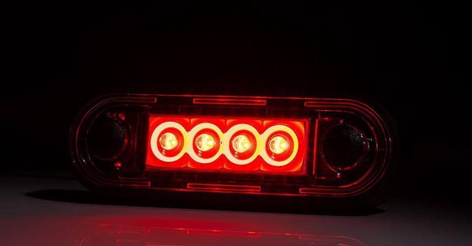 lampy obrysowe - FT-073 C LED - 3