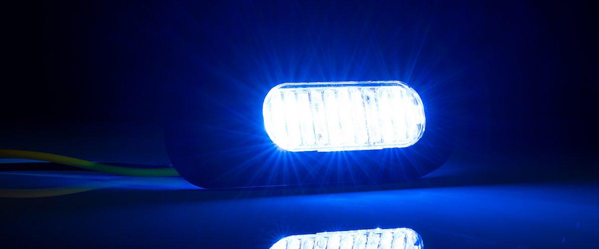 lampa ostrzegawcza FT-210 N LED - 8